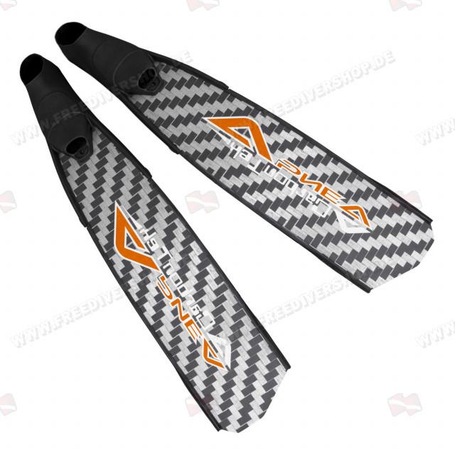 CarbonTek Apnea Titan Carbon Fins