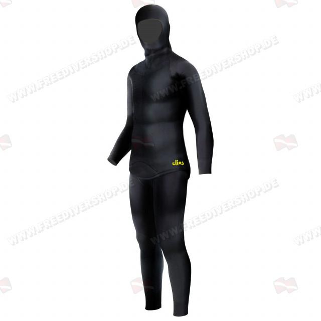 Stephen Esler - Elios Smoothskin Black Wetsuit (JACKET ONLY)
