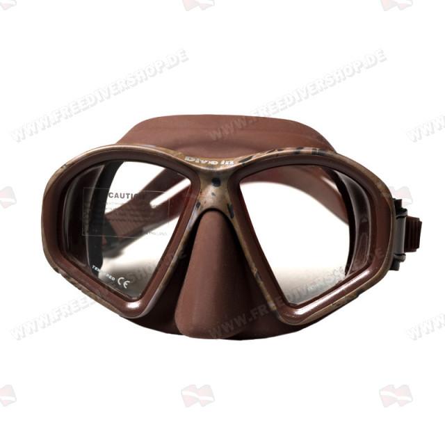 Divein Hunter Brown Mask