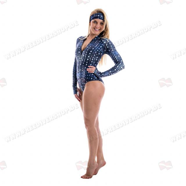 SlipIns Under Whale Shark Sun Protective Swimsuit