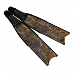 Leaderfins Brown Camo Flossen