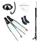 Spearfishing Pro Kit