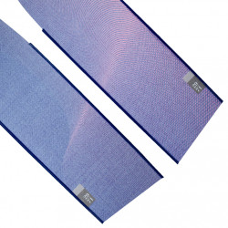 29/71 Blue Carbon Blades