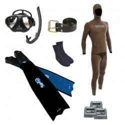 Freediving Power Bundle