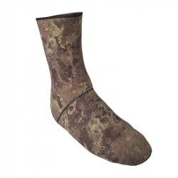 Divein Green Camo Dive Socks