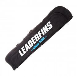 Leaderfins Wave Black Fins + Fins Box