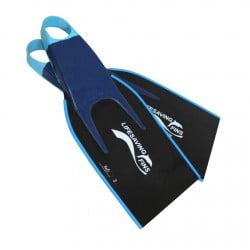 WaterWay Lifesaving / Rescue Fins - Yellow Blade