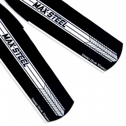 Deep Dive Xtasy Max Steel Black Blades