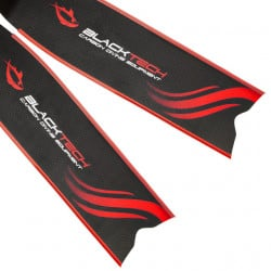 BlackTech Normal Range 100% Carbon Blades