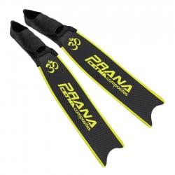 Cetma Composites Prana Carbon Fins - Yellow