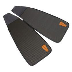 Leaderfins Short Carbon Fin Blades