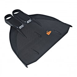 Leaderfins Freediving Carbon Advanced Monofin + Socks