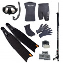 Spearfishing Carbon Combo