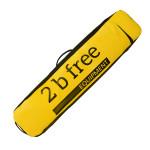 2BFREE Marine Yellow Long Fins Bag