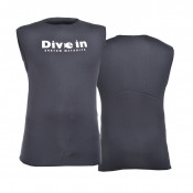 Divein Black Dive Vest