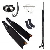 Spearfishing Carbon Kit
